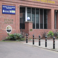Byron House Police Station Data and Cabling Network Nottingham